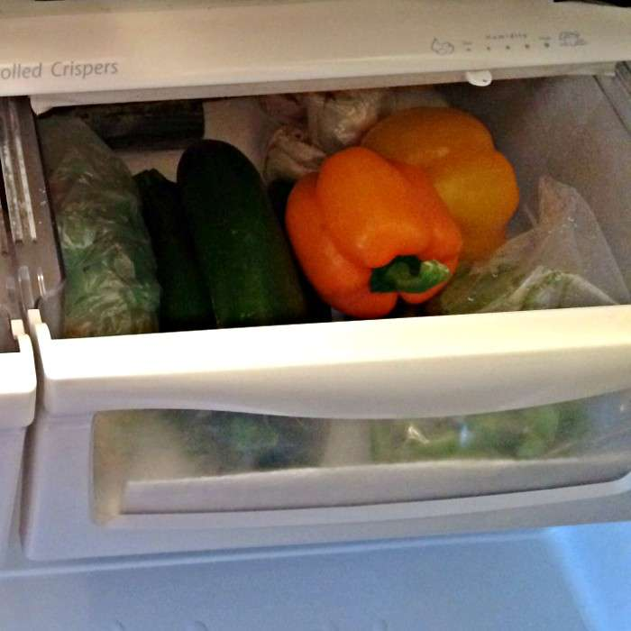 vegetable compartment