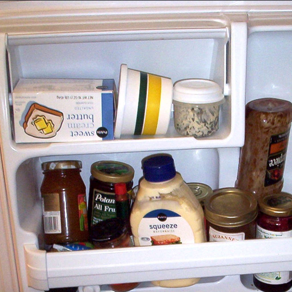 butter compartment